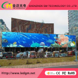 P10 Full Color LED Video Display Outdoor Advertising, High Brightness