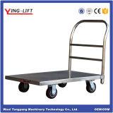 Stainless Steel Platform Trolleys