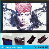 LED Aluminum Magnetic Signboard Display Light Box Frame