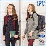 Customized Fashion Girls School Uniform