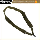 Adjustable Tactical Single Point Bungee Sling for Airsoft Hunting