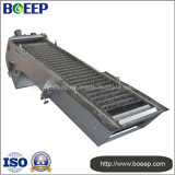 Waste Water Treatment Solids Filtering Mechanical Bar Screen