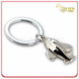 Promotion Gift High Quality Airplane Shape Metal Keychain
