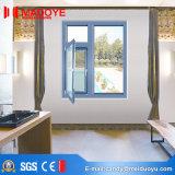 Aluminum Alloy Casement Window/Horizontal Opening Pattern Aluminum Casement Window