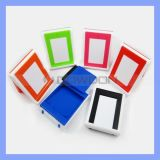 Universal Mini Plastic Folding Desk Stand Holder Cradle for Cell Phone iPad Tablets