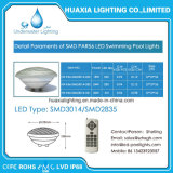 AC12V 1300lm Angle 120gr Underwater LED Lamp for The Pool
