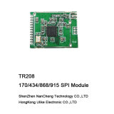 Narrow Band RF Module Spi Transceiver 160MHz