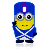 Factory Custom Cute Yellow Man Silicone Cases for Tablets