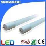4feet 1200mm T8 LED Fluorescent Tube with Ce RoHS SAA
