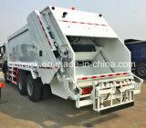 compression type garbage truck, 15-20M3 compressed garbage truck