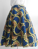 Maxi Skirts Wholesale African Cotton Ankara Wax Printing Skirts