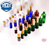 The Best Amber Colored Essential Oil Bottle Grade Environmental Protection Drip Irrigation Glass Bottle
