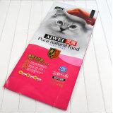Stand up Dog Treat Plastic Bag/Custom Colorful Printed Zip Lock Pet Food Bag OEM Factory