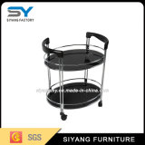 Modern Beauty Salon Styling Dining Trolley for Sale