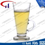 180ml SGS Grade Clear Coffee Glass (CHM8347)
