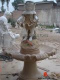 Granite & Marble Sculpture Fountains / Garden Water Fountain