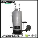 Automatic System Vertical Pellet Steam Boiler