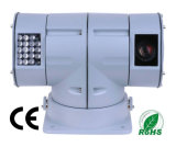 Sony 36 X 80m Night Version Vihicle Infrared LED High Speed PTZ CCTV Camera (SHJ-515CZ-36B)