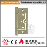 Solid Brass Flush Hinge for Doors with UL