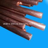C11000 Solid Copper Round Rod with Pure Copper