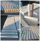 High Quality Transparent Blown LLDPE Hand Wrap Films / Small Wrap Film Rolls