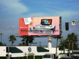Outdoor Advertising Scroller Billboard with Pole (GOLD-012)