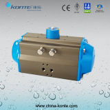 at Series Rack and Pinion Pneumatic Actuator with Double Acting