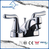 Wide Spread Bathroom Water Tap Faucet