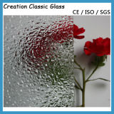 3mm-6mm Clear Patterned / Figured Glass