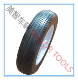 6X1.5 Solid Rubber Tyre Dolly Cart Wheel