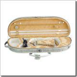 Quality Half-Moom Shape Violin Foamed Case (CSV023A)