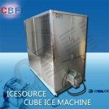 China Supplier Highly Efficient Ice Cube Machine for Nigeria (CV1000)