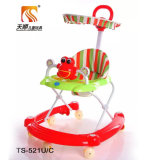 Super Great New Model Baby Walker with Pushbar and Canopy