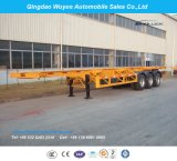 40FT 3 Axle Container Chassis