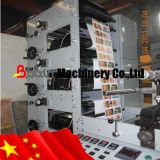 Rotary Die Cutting Flexo Printing Machine