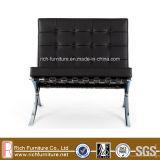 Barcelona Leisure Leather Lounge Chair