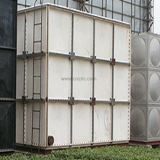 FRP GRP Assembled Water Tank SMC Moulded Panel Water Tank