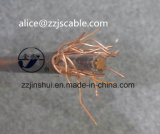 0.6/1kv Concentric Cable 1*8AWG+8AWG XLPE Copper