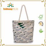 Custom Handbag Women Canvas Bags Beach Bag Tote Shoulder Bags