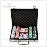 Casino 200PCS Alluminum Case Poker Chip Set