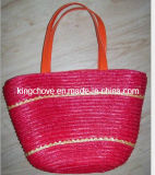 Promotion and Fashion Straw Shopping Bags (KCS09)