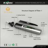 100% Original Titan 1 Dry Herb Vaporizer in Stock