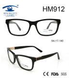 New Arrival Hot Sell Glasses Acetate Optical Italian Eyewear (HM912)