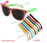 The Newest Removable Fashion Sunglasses (P-8553A)
