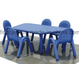 Durable Eco-Friendly Plastic Adjustbale Table for School Children