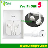 High Grade with Nice Packing Mobile Phone Headset Handsfree for iPhone 5