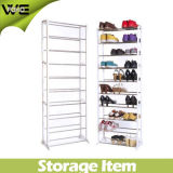 Amazing Shoe Rack with Mantel Material (FH-SR0010W)