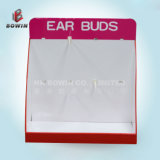 Ear Buds Simple Paper Stand with Hooks