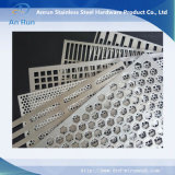 Perforated Metal with Special Types, Stainless Steel Architectural Perforated Metal