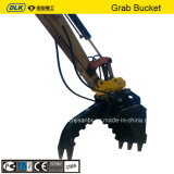 Rock Grab Bucket Fit for 10tons Excavator